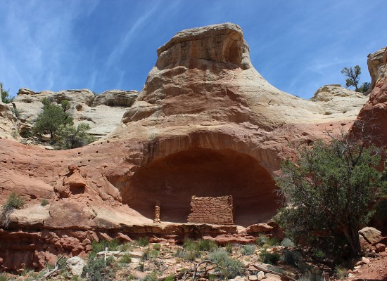 Canyons Of The Ancients Saddlehorn Pueblo