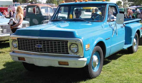Aztec Founders Day and Antique Truck & Equipment Show